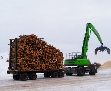 bobcat macchine SENNEBOGEN_830_M_Timber%20handler%20excvator%20log%20loader
