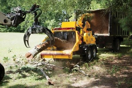 Vermeer launches their new AX19 brush chipper | Logging On